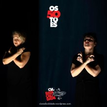 Christiane de Macedo e Chiris Gomes - Cia Radicalidade - Os50tões - Foto Gilson Camargo